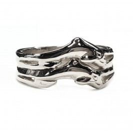2 Single Dolphin Wedding Rings in 14kt. Gold