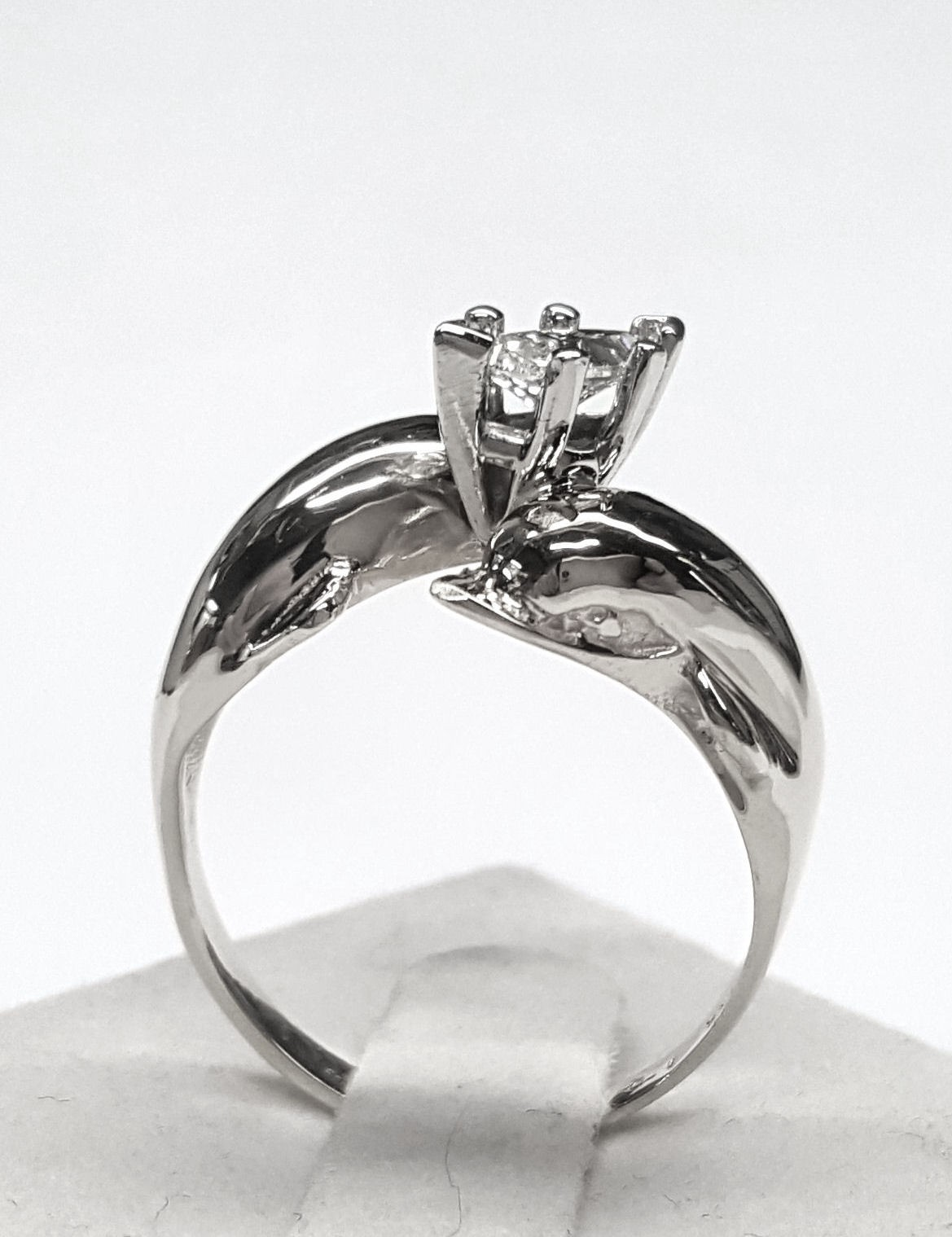 marquise center diamond double dolphin engagement ring w 12ct marquise center diamond - Dolphin Wedding Rings